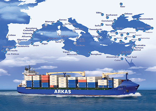 Arkas Line expands West Africa service